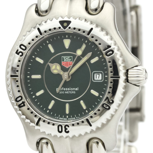 Tag Heuer Sel Quartz Stainless Steel Women's Sports Watch WG1319