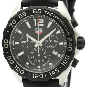 TAG HEUER Formula 1 Chronograph Steel Quartz Watch CAZ1010
