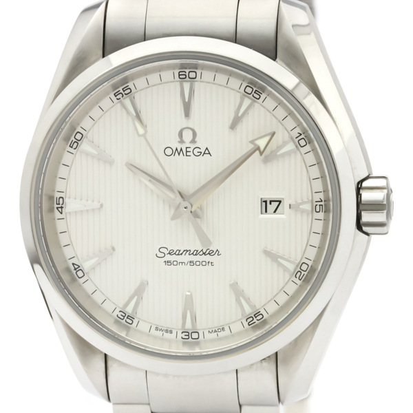 OMEGA Seamaster Aqua Terra Mens Watch 231.10.39.61.02.001