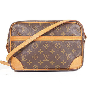 Louis Vuitton Monogram Trocadero M51274 Women's Shoulder Bag Monogram