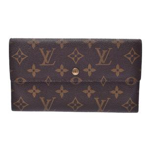 ルイ・ヴィトン(Louis Vuitton) モノグラム M61215 モノグラム 長財布(三つ折り) モノグラム