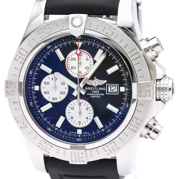 Breitling Avenger Automatic Stainless Steel Men's Sports Watch A13371