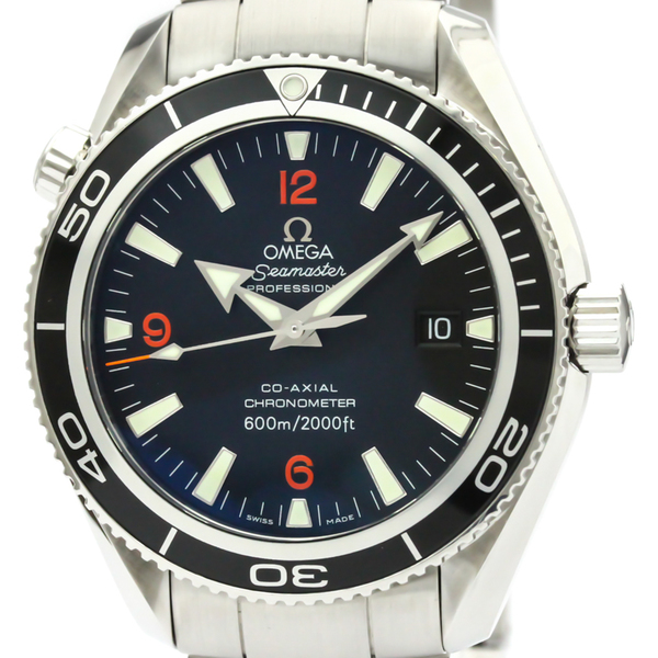 OMEGA Seamaster Planet Ocean Co-axial Automatic Watch 2201.51