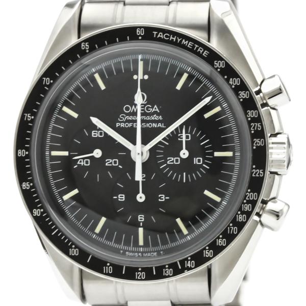 OMEGA Speedmaster Professional Steel Moon Watch 3590.50