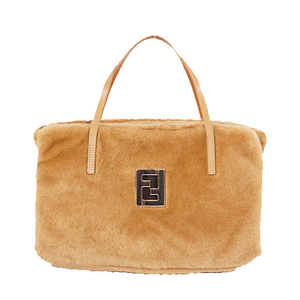 Fendi Hand Bag Women's Handbag,Tote Bag Brown
