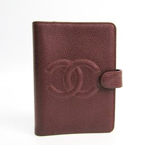 シャネル(Chanel) 手帳 ブラウン