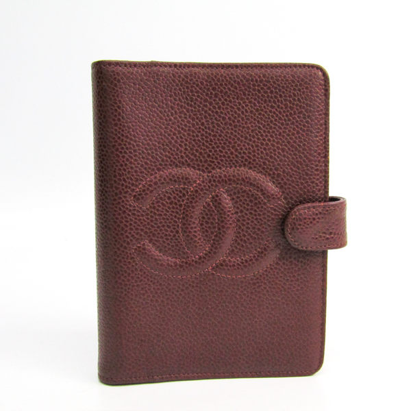 Chanel Planner Cover Brown