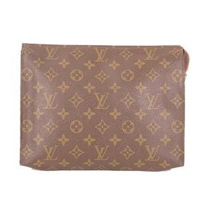 Louis Vuitton Monogram M47542 Men,Women,Unisex Clutch Bag,Pouch Monogram