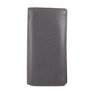 ルイヴィトン 二つ折り長財布 タイガ ポルトフォイユブラザ M30501