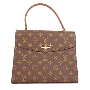 Auth Louis Vuitton Monogram M51379 Women's Handbag Monogram