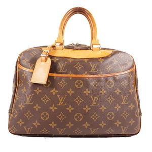 Louis Vuitton Monogram Trouville Women's Handbag Monogram