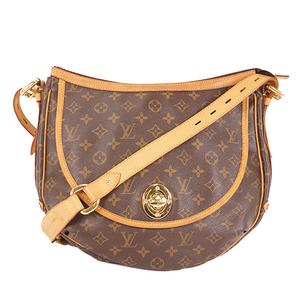 Auth Louis Vuitton Monogram M40075 Women's Shoulder Bag Monogram