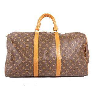 Louis Vuitton Monogram Key Poll 50 M41426 Unisex,Women,Men Boston Bag Monogram