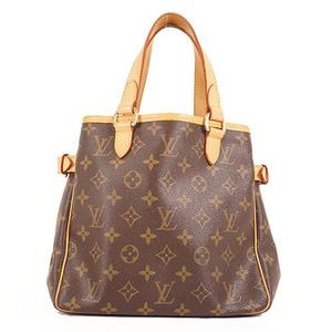 Auth Louis Vuitton Monogram M51156 Women's Handbag,Tote Bag Monogram