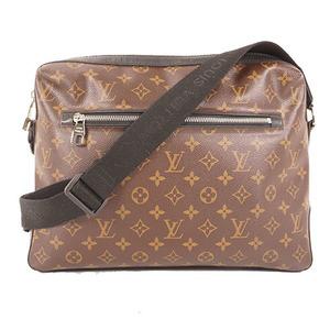 Auth Louis Vuitton Shoulder Bag Monogram Macassar Torres M40387