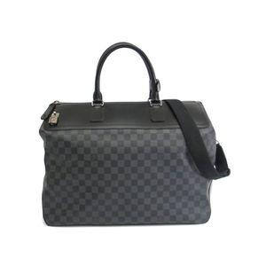 Louis Vuitton Damier Graphite N41164 Neo Greenwich Men's Boston Bag Damier Graphite