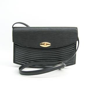 ルイ・ヴィトン(Louis Vuitton) エピ プレブール M52562 ショルダーバッグ ノワール