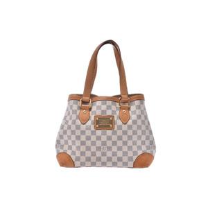 ルイ・ヴィトン(Louis Vuitton) ダミエ ハムプステッドPM N51207 ハンドバッグ アズール