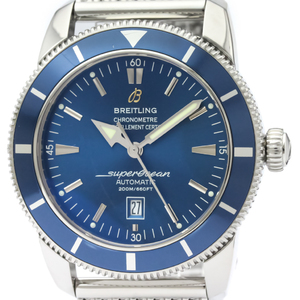 Breitling Superocean Automatic Stainless Steel Men's Sports Watch A17320