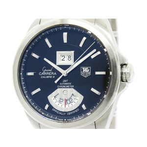 Tag Heuer Grand Carrera Automatic Stainless Steel Men's Sports Watch WAV5111