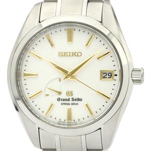 Seiko Grand Seiko Spring Drive Titanium Men's Dress Watch SBGA059(9R65-0AE0)