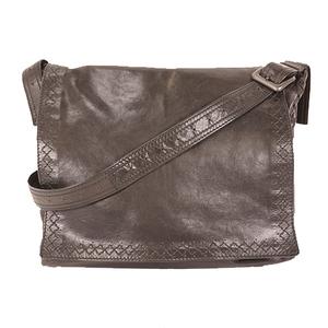 ボッテガ・ヴェネタ(Bottega Veneta) ショルダーバッグ shoulder Bag ユニセックス,レディース,メンズ レザー ショルダーバッグ ブラック