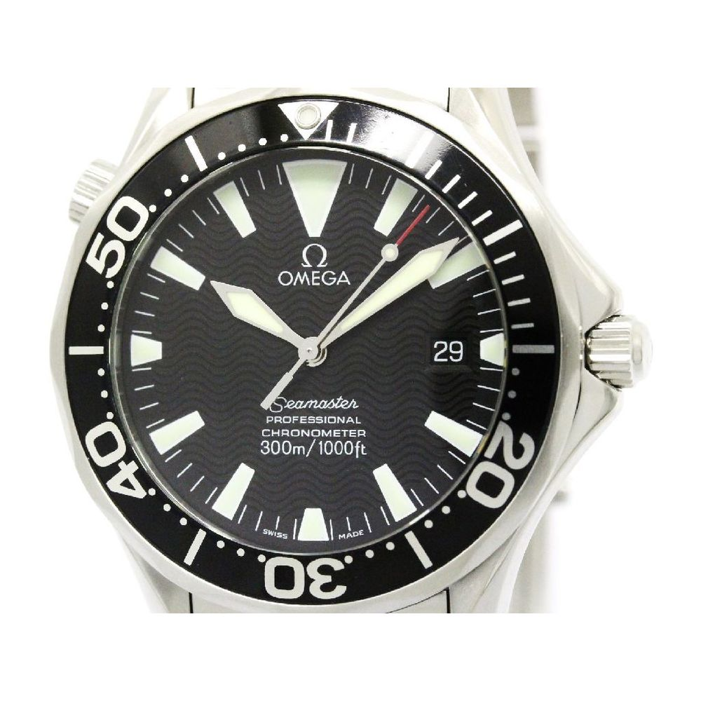 Omega Seamaster Automatic Stainless Steel Men's Sports Watch 2254.50