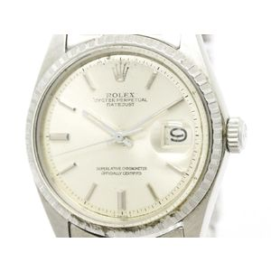 Rolex Datejust Automatic Stainless Steel Men's Dress Watch 1603