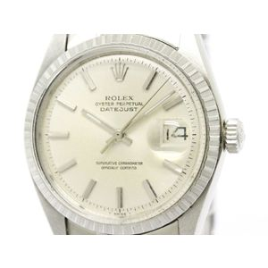 Rolex Datejust Automatic Stainless Steel Men's Dress Watch 1600
