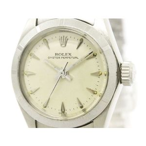 Rolex Automatic Stainless Steel Women's Dress Watch 6623
