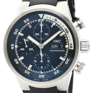 IWC Aquatimer Automatic Stainless Steel Men's Sports Watch IW371933