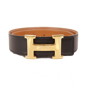 Auth Hermes H  Belt 60