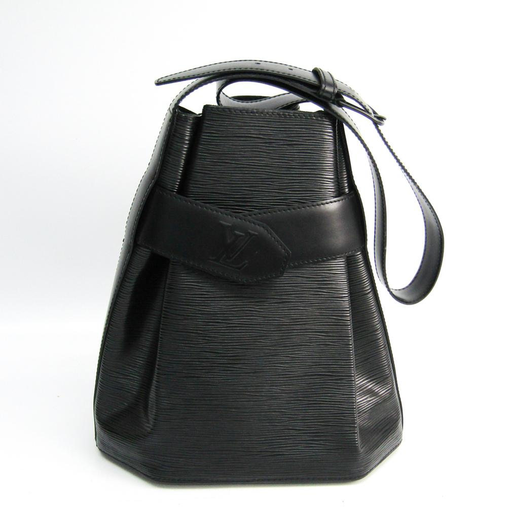 ルイ・ヴィトン(Louis Vuitton) エピ サック・デポール M80157 レディース ショルダーバッグ ノワール