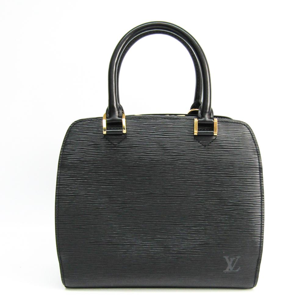 ルイ・ヴィトン(Louis Vuitton) エピ ポンヌフ M52052 ハンドバッグ ノワール