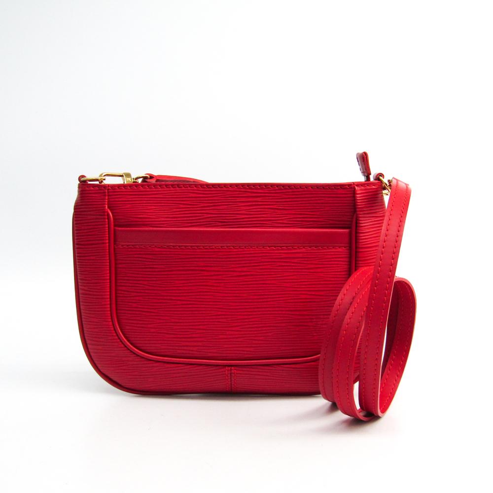 sale retailer 59183 4365f ルイ・ヴィトン(Louis Vuitton) エピ サルヴァンガ M5898E レディース ショルダーバッグ ルージュ | eLady.com