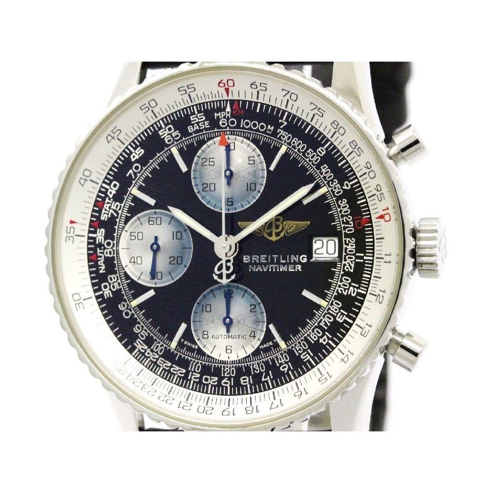 Breitling Navitimer Automatic Stainless Steel Sports Watch A13022
