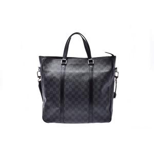 ルイ・ヴィトン(Louis Vuitton) ダミエ・グラフィット タダオ N51192 メンズ トートバッグ ダミエ・グラフィット