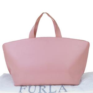 フルラ(Furla) レディース レザー ハンドバッグ ピンク