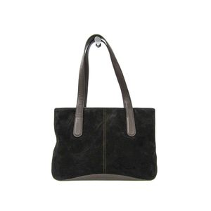 Salvatore Ferragamo 21-2845 Women's Tote Bag Brown