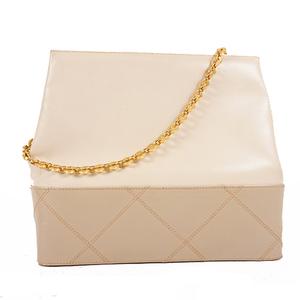 Auth Salvatore Ferragamo Shoulder Bag Women's Shoulder Bag Beig
