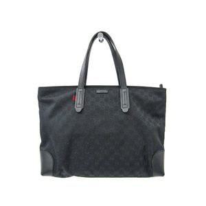 Gucci Sherry Line 308923 Unisex Tote Bag Black
