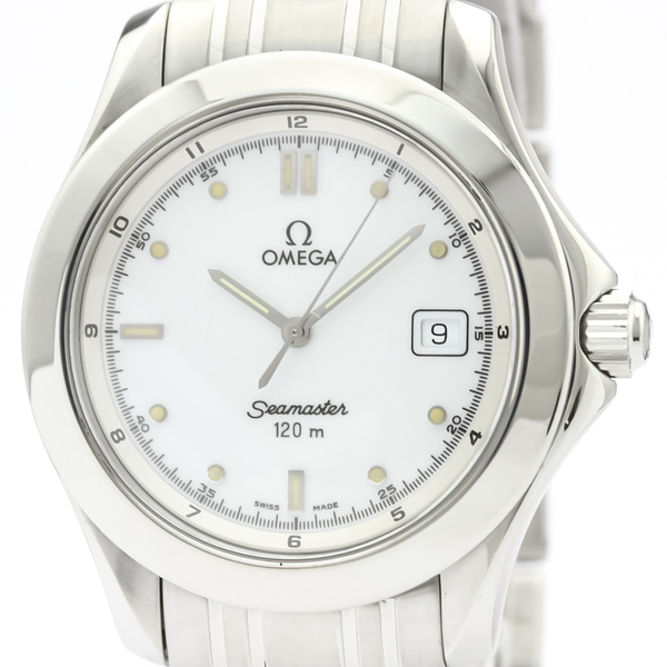 OMEGA Seamaster 120M Steel Quartz Mens Watch 2511.20