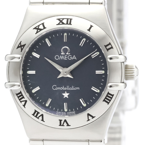 Omega Constellation Quartz Stainless Steel Women's Dress Watch 1562.40
