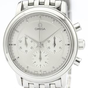 Omega De Ville Mechanical Stainless Steel Men's Dress Watch 4840.31
