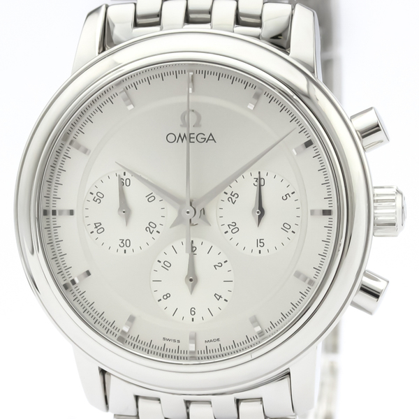 Omega De Ville Mechanical Stainless Steel Men's Dress Watch 4840.31