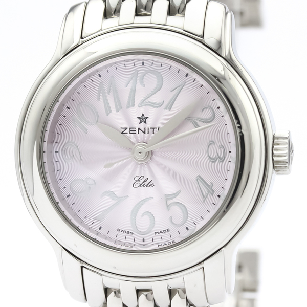 Zenith Baby Star Automatic Stainless Steel Women's Dress Watch 03.1220.67