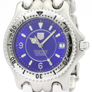 Tag Heuer Sel Automatic Stainless Steel Men's Dress Watch WG5116