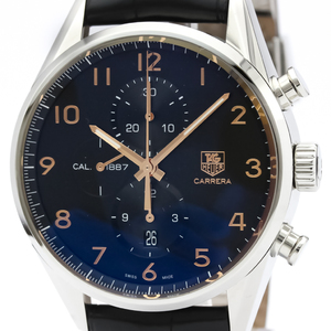 Tag Heuer Carrera Automatic Stainless Steel Men's Sports Watch CAR2014