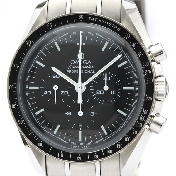 Omega Speedmaster Mechanical Stainless Steel Men's Sports Watch 311.30.42.30.01.005