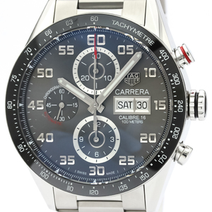 Tag Heuer Carrera Automatic Stainless Steel Men's Sports Watch CV2A1U